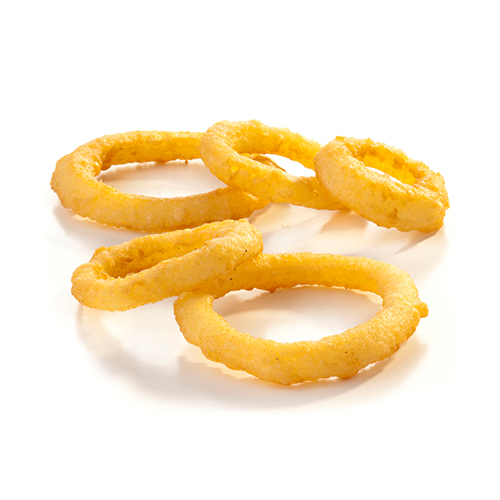 "Tempura Onion Rings 1/4"" - box"