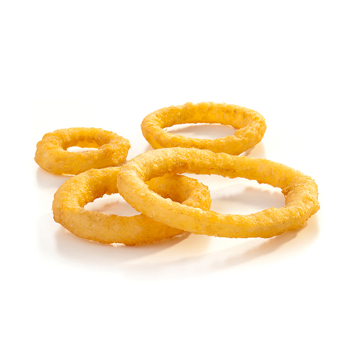 "Tempura Onion Rings 1/4"" Fast Pack® - box"