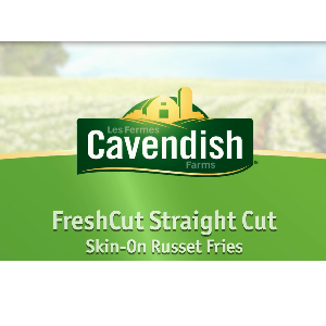 FreshCut Straight Cut Skin-On Russet Fries