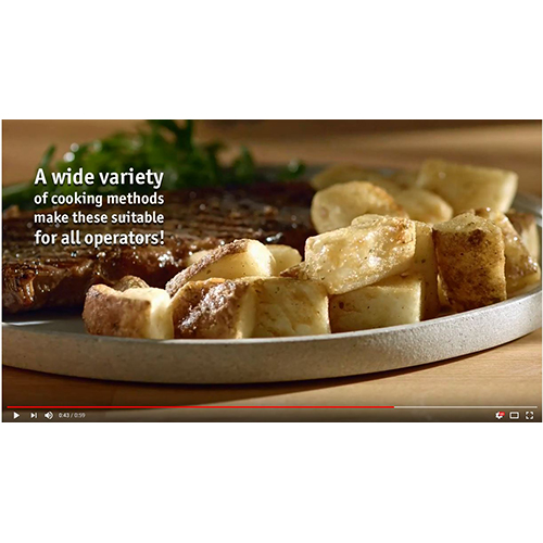 Introducing Hearty Cut Potato Roasts