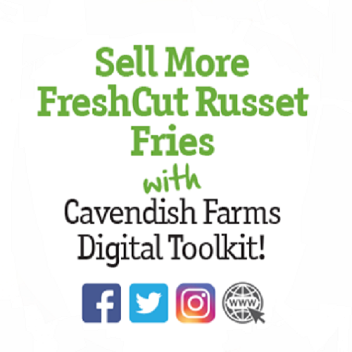 FreshCut Russet Digital Tool Kit
