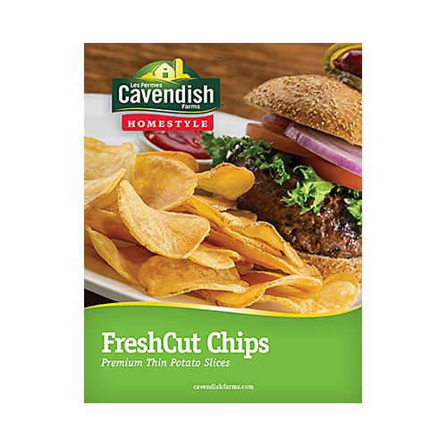 FreshCut Chips Brochure