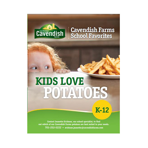 Cavendish Farms School Favorites