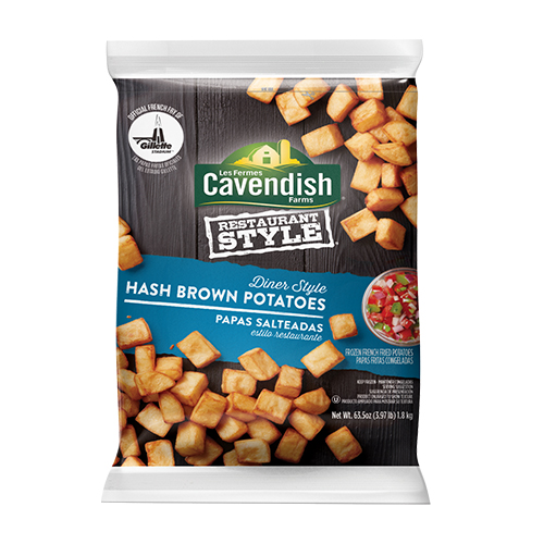 A Cavendish product Sweet Potato Fries