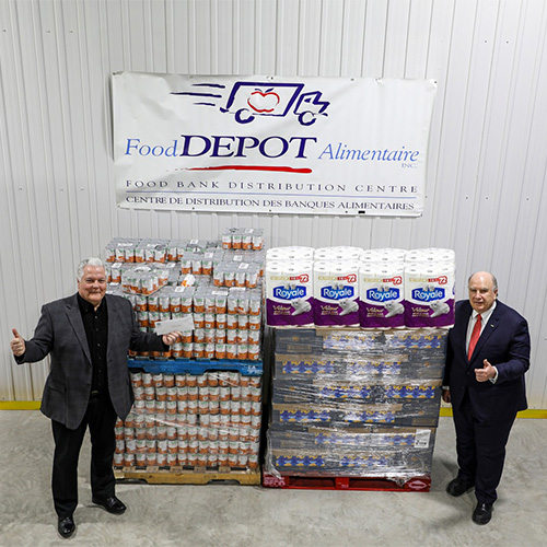 Cavendish Farms Donates to Food Banks Amid the Covid-19 Outbreak