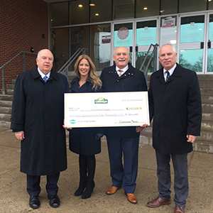 Cavendish Farms donates to Holland College